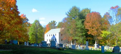Old Meetinghouse & cemetery