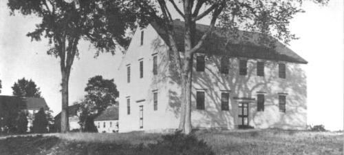 Old Meeting House circa early 1900s